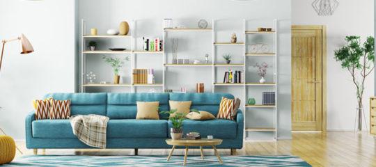 Meubler votre espace salon à votre goût