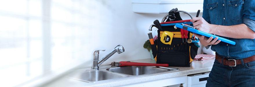Urgences de plomberie et réparation de fuites