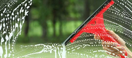 Achat de nettoyeur de vitre