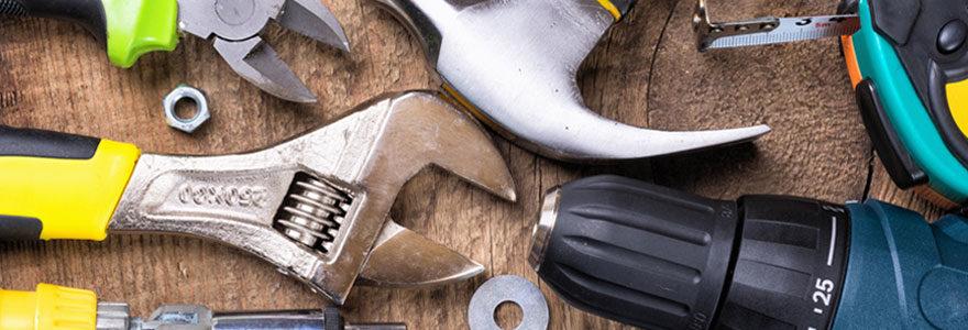 Outils de jardinage et de bricolage