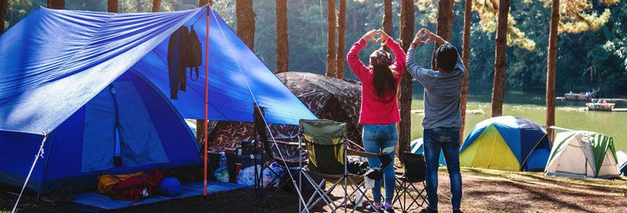 Les avantages de la tente marabout