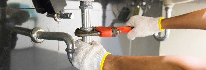 Réparation de plomberie ou sanitaires à Grenoble