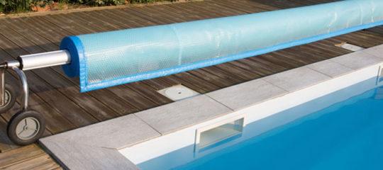 Avantages du volet piscine