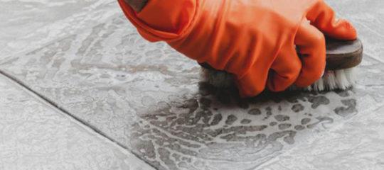 dégraissant pour le lavage des sols