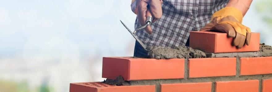 Entreprise spécialisée en travaux de maçonnerie