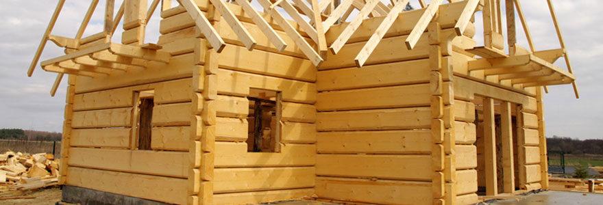 Projet de construction de maison à ossature en bois