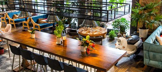 Un architecte restaurant