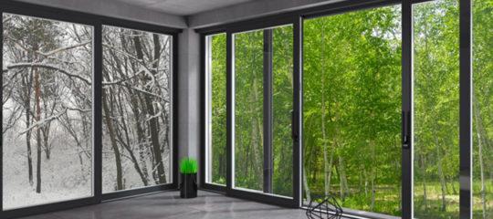 Rénovation de fenêtres et portes fenêtres