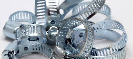 Colliers et liens de serrage