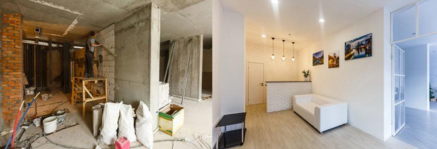 Rénover son appartement ou sa maison