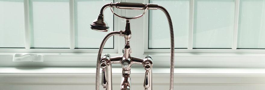 installation de douche
