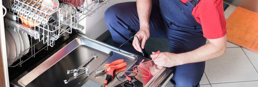 Réparateur d'électroménager