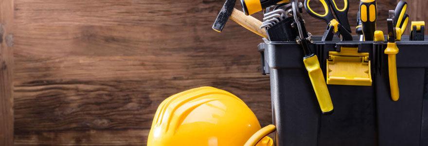 boite à outils du bricoleur